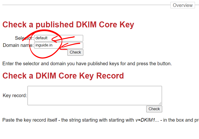 dkimcore-validator
