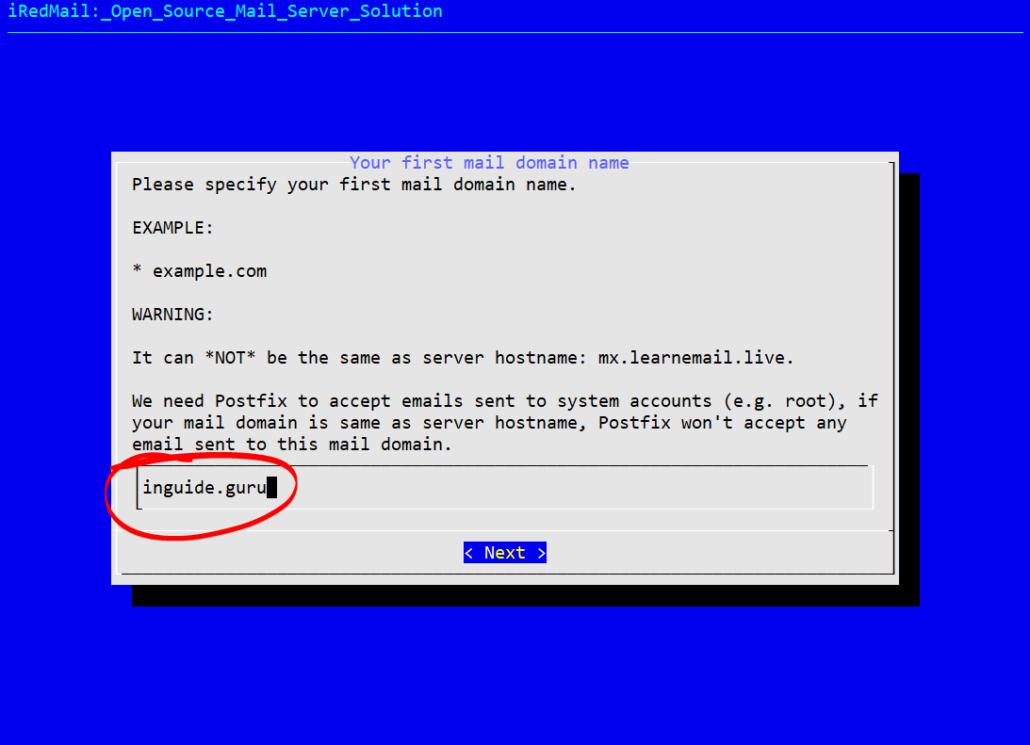 enter-the-domain-name
