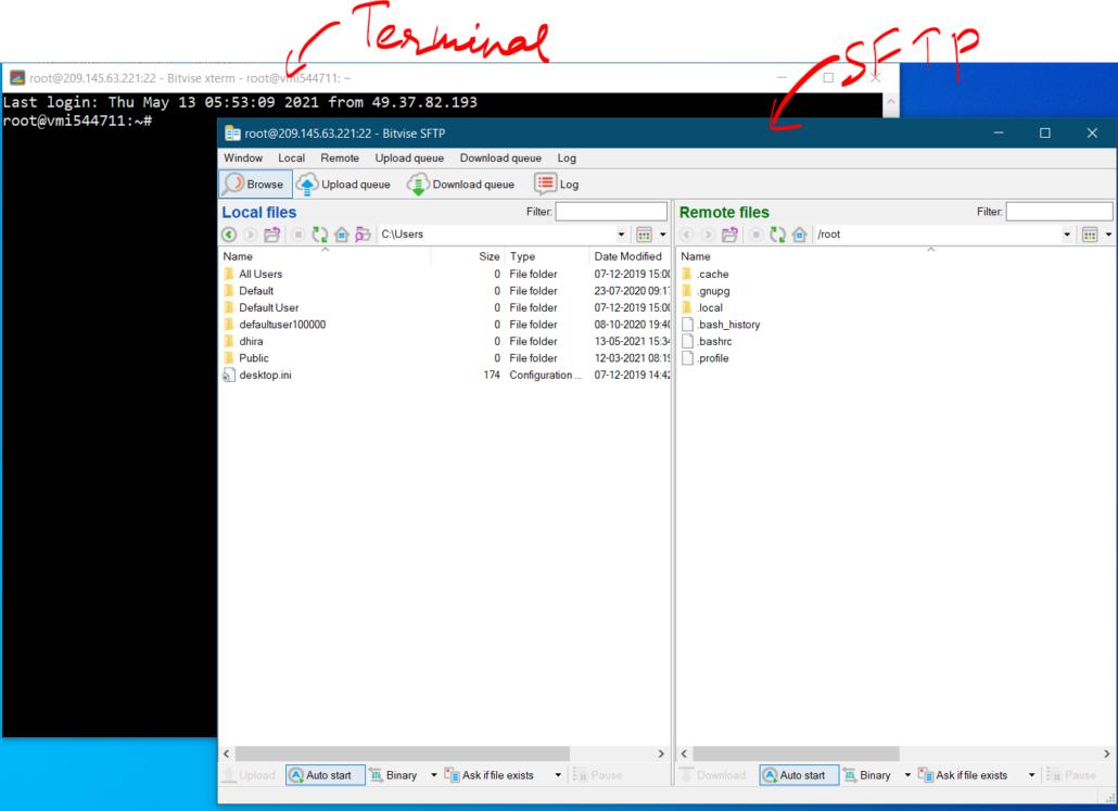 bitvise-connect-remote-server-ssh-windows