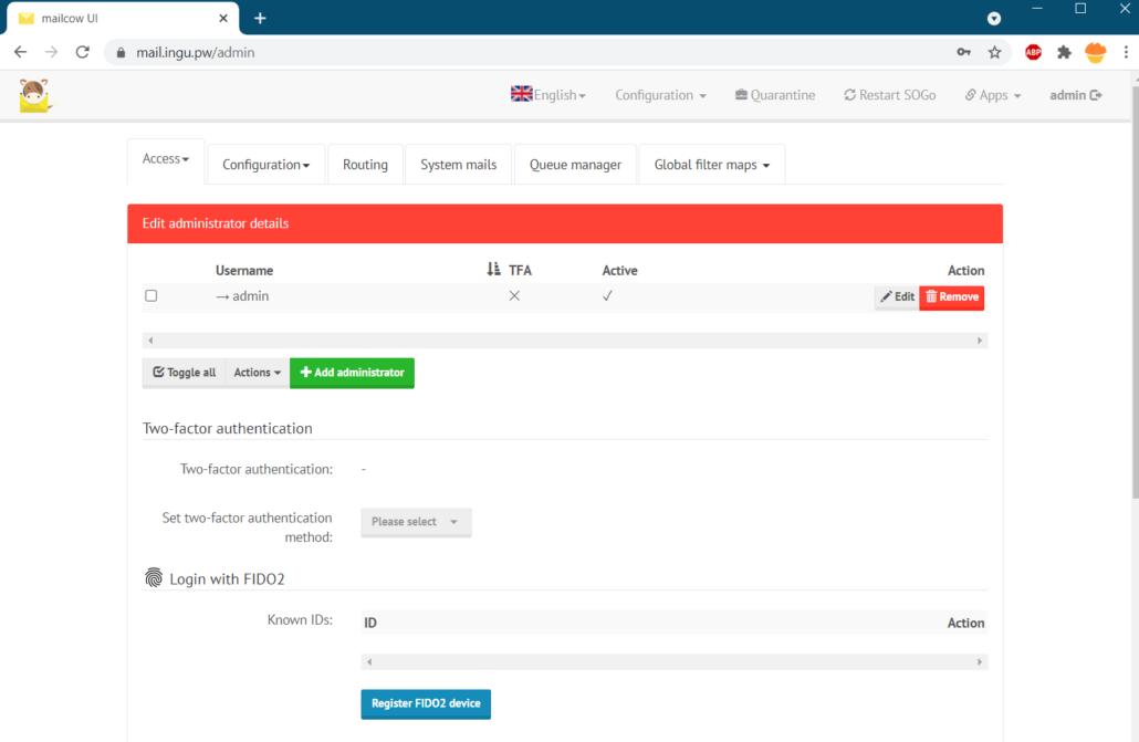 mailcow-admin-dashboard