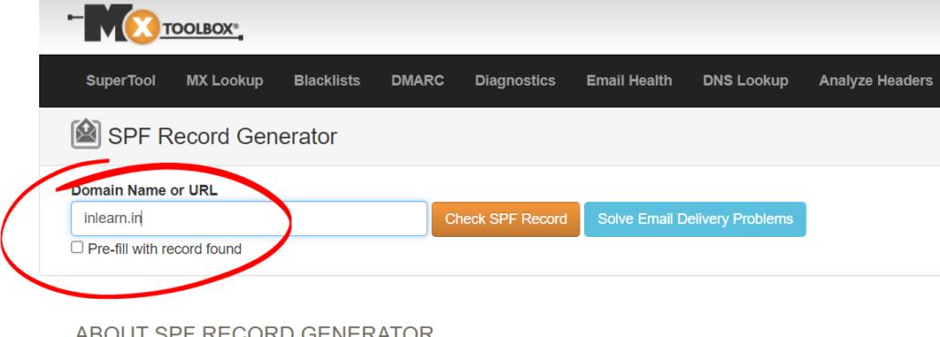 mxtoolbox-spf-generator