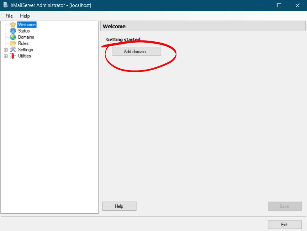 add-domain-hmailserver